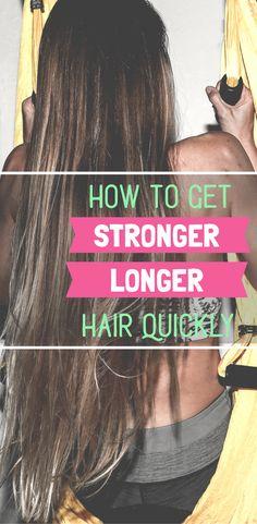 healthy hair goals <3