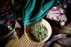 'Sometimes I collect wild leaves to prepare for food but we don't have any left after someone stole them. Those leaves would have given us #food for two or three days.' Azourfa, #Niger. #Africa