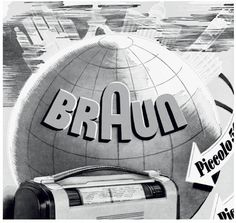 """In recognition of Braun's long history of and dedication to """"good design,"""" Core77 presents this archive of product histories, photos and more to highlight Braun's success in creating meaningful products that people enjoy using."""