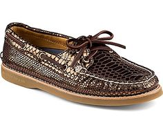 Sperry Top-Sider Gold Cup Authentic Original Boa Embossed 2-Eye Boat Shoe