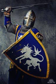 Image detail for -Средневековый рыцарь | Medieval knight » ALLDAY.RU ...