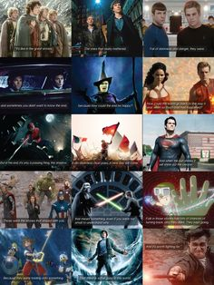 THESE ARE THE STORIES THAT MATTER..... this is perfection. Lord of the Rings, Sherlock, Star Trek, Supernatural, Wicked, Hunger Games, Spiderman, Les Mis, Superman, The Avengers, Star Wars, Digimon, Kingdom Hearts, Percy Jackson, Harry Potter