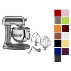 Shop online for KitchenAid Stand Mixer - 6 qt - Pro 600 at Golda's Kitchen; the leading Canadian on-line shopping site for quality bakeware, cookware, and cake decorating supplies. Kitchenaid Stand Mixer, Cake Decorating Supplies, Small Appliances, Tiny House Appliances