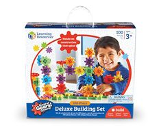 Let your children learn a basic form of construction at a tender age with this awesome Learning Resources Gears! Stem Skills, Motor Skills, Learning Resources, Kids Learning, 4 Year Old Boy, Popular Toys, Toys Online, Stem Activities, Toy Store