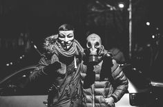 https://flic.kr/p/hmXGKc | Anonymous & Gas Mask | # Facebook page | Tumblr #