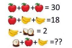 Facebook : le problème de maths qui va vous rendre dingue