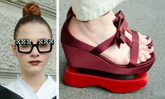 Street Scouts : Shoemocracy – In Shoes We Trust Platform, Wedges, Sandals, Heels, Boots, Inspiration, Beauty, Trust, Template