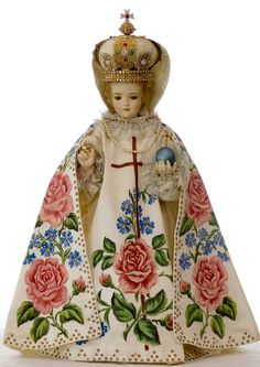 The National Shrine of the Infant Jesus of Prague (Prague, OK) is a quiet oasis of peace and comfort in this turbulent world.  Open 365 days a year from sunup to sundown.  You may visit the outside gardens 24 hrs a day.