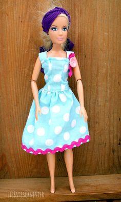liebste schwester: Barbies neue Kleider
