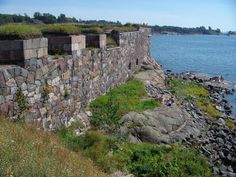 Helsinki Fortress - Suomenlinna