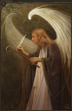 Meet Archangel Metatron, the Angel of Life Metatron is known as the angel of life. He guards the Tree of Life and writes down the good deeds people do on