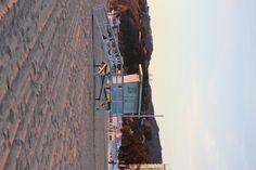 Santa Monica Beach - January 2012. Photo by Marcia Prentice