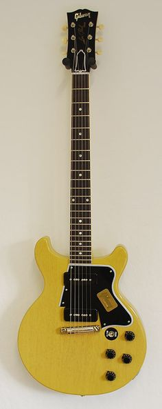 Gibson Les Paul 1960 Special Double Cut 2015 Ltd TV Yellow