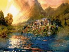 what dreams may come movie. one of my favorite movies. Monet, What Dreams May Come, Film Review, Fantasy Landscape, Wild Birds, Great Movies, Beautiful Pictures, Beautiful Film, Beautiful Places