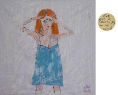 Jenny Watson: The Fabric of Fantasy Anna Davis, Jenny Watson, Fantasy Story, Painting & Drawing, Aurora Sleeping Beauty, Disney Characters, Drawings, Artist, Fabric