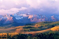telluride, colorado just up the road from my home Telluride Lodging, Telluride Colorado, Colorado Rockies, Colorado Mountains, Rocky Mountains, Colorado Homes, Landscape Pictures, France Travel, Sun
