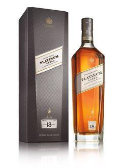 Whisky Johnnie Walker Platinum Label 18 anos