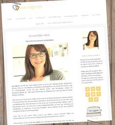Blog: über mich Seite | Inhalt, Aufbau, Wichtigkeit  @waseigenes