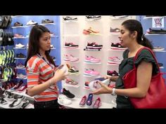 Vindow Shopping with V webisode where V is looking to buy sports shoes. Watch to see what she gets and where.