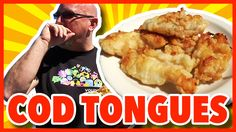 Cod Tongues and Scrunchions Review in Twillingate,  Newfoundland YUCK TO ME!