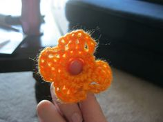 nutter buttersmith: More Detailed Pattern for Crochet Pencil Toppers