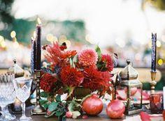cherry red wedding (38)