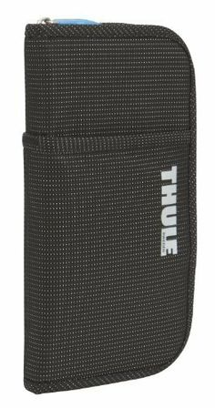 Thule Crossover Travel Wallet, Black by Thule. $19.82. Holds Travel Documents, Passport, ID, Credit Cards. Secure internal zippered pocket. External quick-access boarding pass pocket. Internal Pockets for Tickets and Passport. Legendary Thule Quality. Thule TCTW-1BGD Travel Wallet - Thule CrossOver Luggage, Backpacks, Passport Holders etc.The Thule TCTW-1BGD Travel Wallet is a premium, lightweight and durable travel accessory designed to keep all your personal items organized...