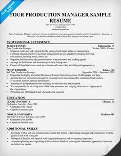 brand ambassador resume