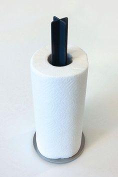 Morfo :: TAWA kitchenpaper RUSTFRI. Enkel og lækker design køkken·rulle·holder. Passer ind i ethvert køkken/alrum og matcher det øvrige rustfri stål.