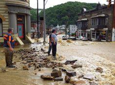 State blocks plan to relocate West Virginia schools damaged in flood