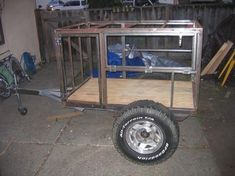 Bug Out Trailer, Teardrop Trailer Plans, Stock Trailer, Off Road Camper Trailer, Trailer Build, Life Trailer, Dog Trailer, Atv Trailers, Adventure Trailers