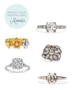 Perfect Wedding Ring Insurance by Jewelers Mutual