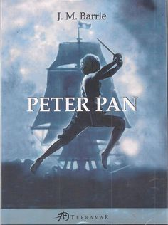 Booktag Peter Pan de J. M. Barrie