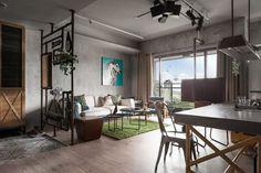 Sala integrada: 14 ideias para unir ambientes (Foto: Hey! Cheese / divulgação)