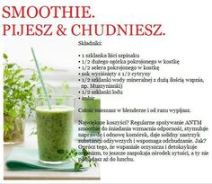 Smoothie Drinks, Smoothie Diet, Fruit Smoothies, Detox Drinks, Helathy Food, Easy Healthy Smoothie Recipes, Detox Plan, Healthy Shakes, Juice Cleanse