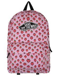 0f33e38c24 Buy Vans Strawberries Realm Backpack