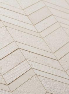 Shift mosaic by Walker Zanger @ United Tile