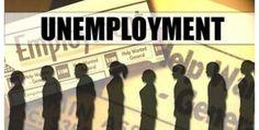 Unemployment in India.