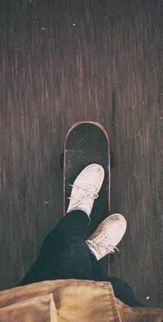 skateboards, vans, winter