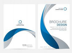 Brochure template flyer design vector background - Buy this stock vector and explore similar vectors at Adobe Stock Flyer Design, Design Vector, Booklet Design, Layout Design, Brochure Cover Design, Brochure Layout, Book Cover Design, Template Flyer, Brochure Template