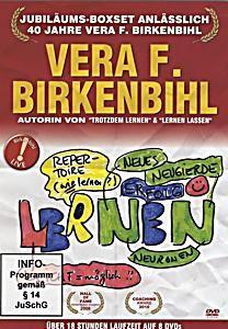 Inspirational Vera F Birkenbihl Box DVDs