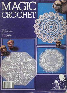 Magic Crochet nº 10 - Edivana - Picasa Albums Web