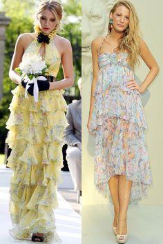 【ELLEgirl】CHIFFON TIERS TWINS|ブレイク・ライブリーVSセリーナ・ヴァンダーウッドセンのファッション対決|エル・ガール・オンライン