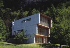 baumschlager eberle: Einfamilienhaus Büchel