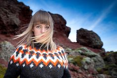 Ravelry is a community site, an organizational tool, and a yarn & pattern database for knitters and crocheters. Icelandic Sweaters, Wool Sweaters, Lace Knitting, Knitting Patterns, Fair Isle Pattern, Crotchet, Ravelry, Diy Crafts, Knits