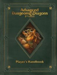 [PRE-VENDA] Players Handbook 2nd Edition Premium Reprint - New