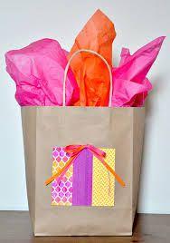 gift bag ideas - Google Search