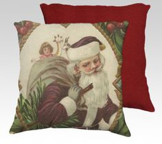 Hey, I found this really awesome Etsy listing at https://www.etsy.com/listing/233207110/jolly-victorian-santa-claus-and-sack-of