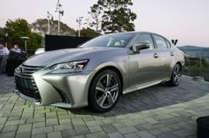 2016 Lexus GS Refreshed, Adds Turbocharged GS 200t Model. New 2.0-liter turbo-four makes 241 hp, 258 lb-ft.