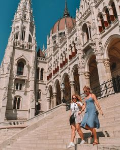 If you really want to get to know someone, travel with them. On this day in Budapest, it was a million degrees outside but and… Milan Travel, Budapest Travel, Europe Holidays, Pyramids Of Giza, Austria, Budapest Hungary, Eastern Europe, Adventure Is Out There, Wanderlust
